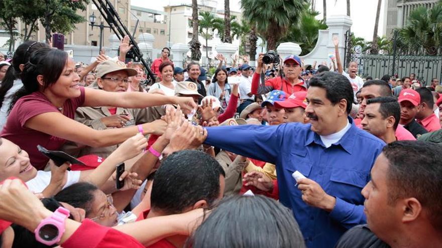 Maduro dice que el imperialismo busca atacar su esposa con familiares presos en EE.UU.