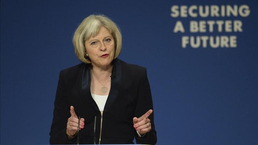 Dimite un secretario de Estado británico por desavenencias con los conservadores