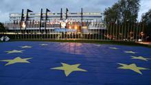 Sede del Consejo de Europa, en Estrasburgo.