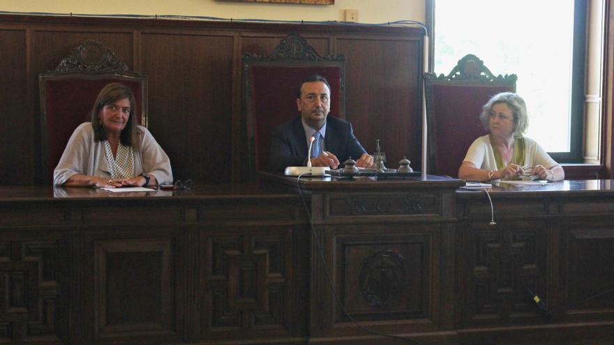 Tribunal encargado del caso de los ERE en la Audiencia Provincial de Sevilla