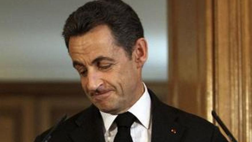 Nicolas Sarkozy. (EUROPA PRESS)