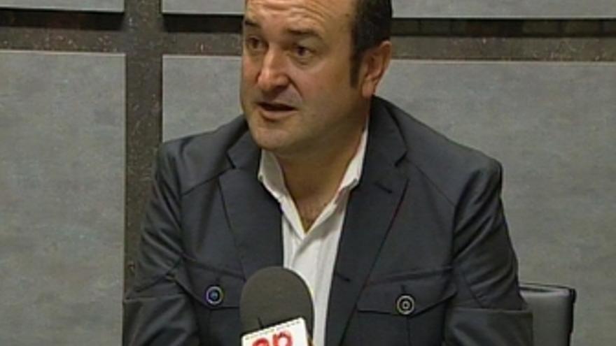 Andoni Ortuzar, presidente del BBB del PNV
