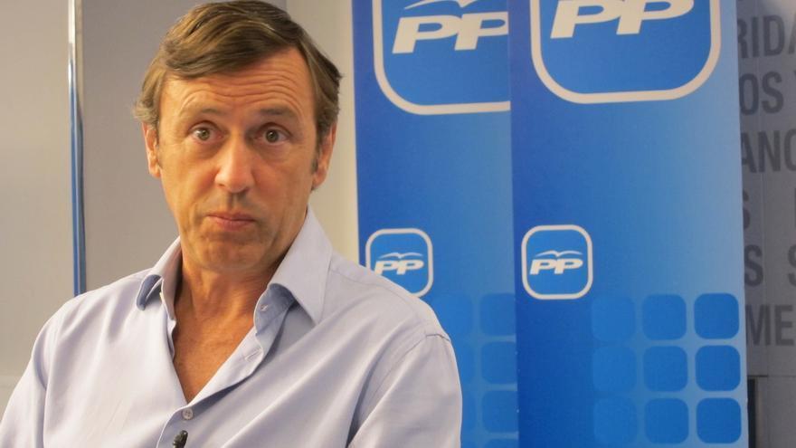 """Hernando (PP) no cree que haga falta que Sánchez participe en ciertos programas para ser """"salvado"""""""