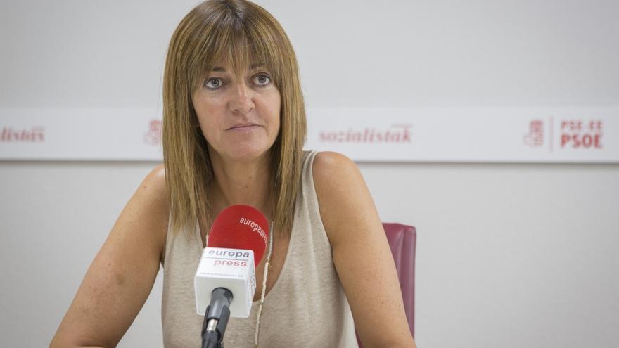 """Mendia pide al PNV y a Podemos que dejen de """"camuflarse"""" y aclaren su postura sobre la independencia"""