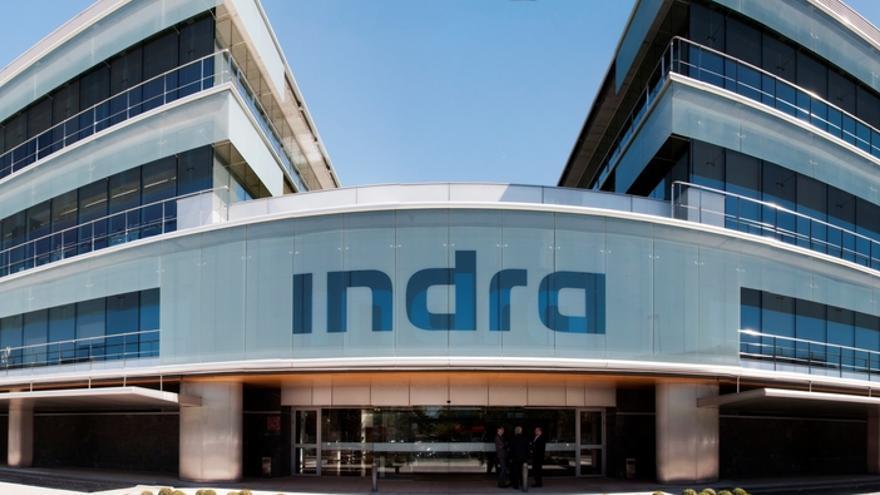 Las acciones de Indra suben un 5,86% tras presentrar resultados y superan los 10 euros