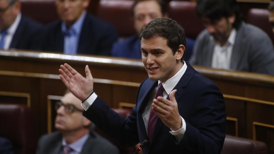 """Rivera vería """"muy grave"""" que hubiera habido """"injerencias"""" de la Fiscalía en los casos de Sanz y Sánchez"""