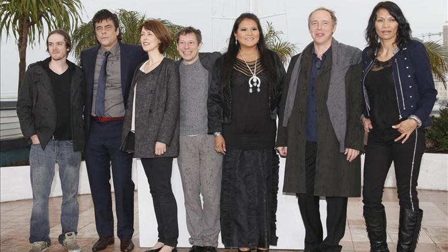 "Benicio del Toro vuelve a Cannes con la historia de ""un ser humano"""