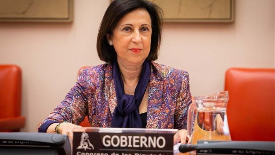 Margarita Robles afirma que «no existe ningún riesgo de insubordinación en la Guardia Civil»