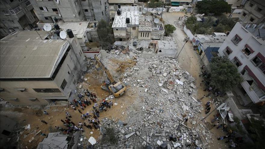 Al menos cuatro muertos en el ataque del Ejército israelí a un hospital en Gaza