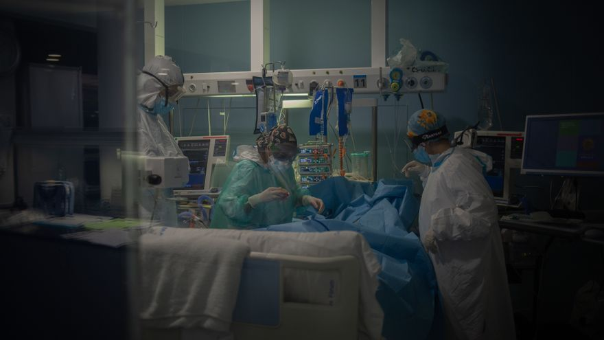 La segunda ola de coronavirus en Galicia, al borde de igualar la mortalidad de la primera