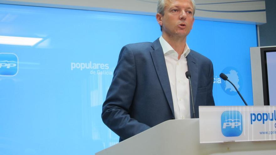 """PPdeG cree que las noticias que """"se van conociendo"""" provocan """"desafección"""" entre los ciudadanos"""