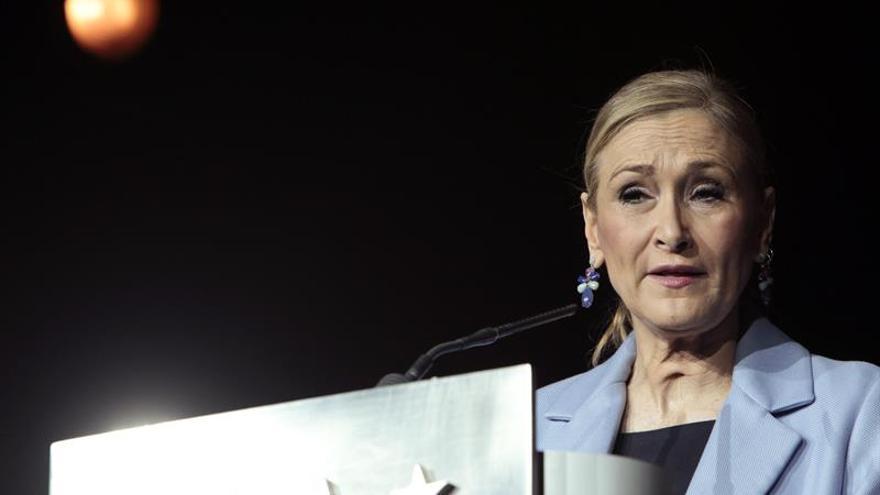 Cifuentes cree sin sentido opinar ahora si Aguirre será candidata en 2019