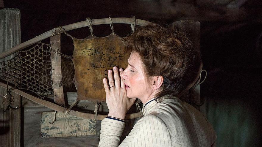 'Nadie quiere la noche', Goya al mejor maquillaje y peluquería de 2015