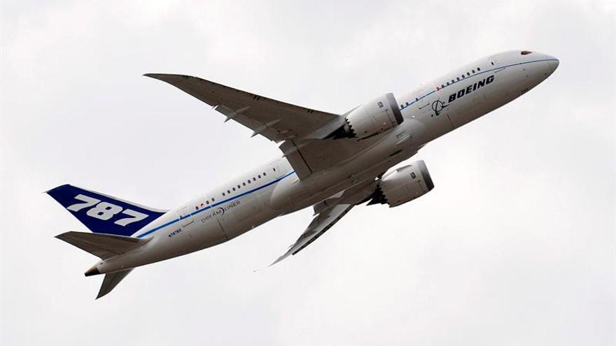 Boeing prevé crear miles de empleos en una planta que construirá en Escocia