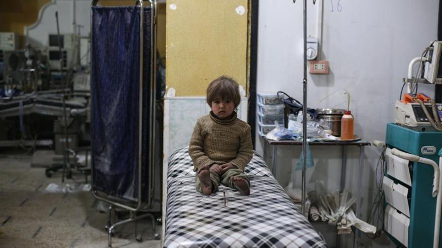 Un hospital del norte de Siria queda fuera de servicio por los bombardeos