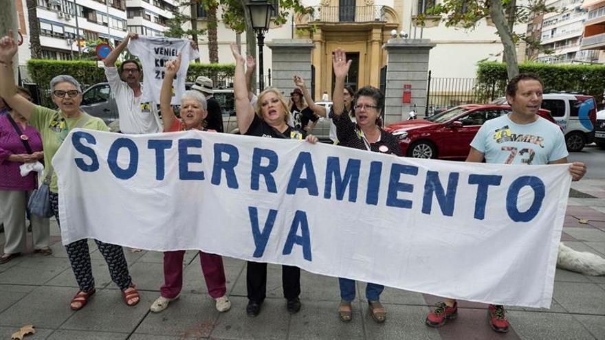 La Plataforma Pro-Soterramiento del AVE en Murcia expondrá sus demandas en la Eurocámara