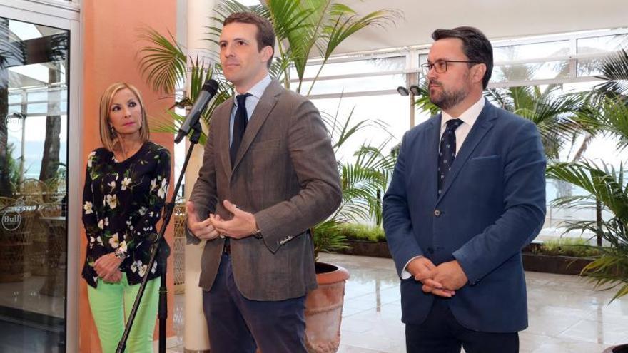 """El PP recurrirá en el TC los decretos """"abertzales y electorales"""" del Gobierno"""