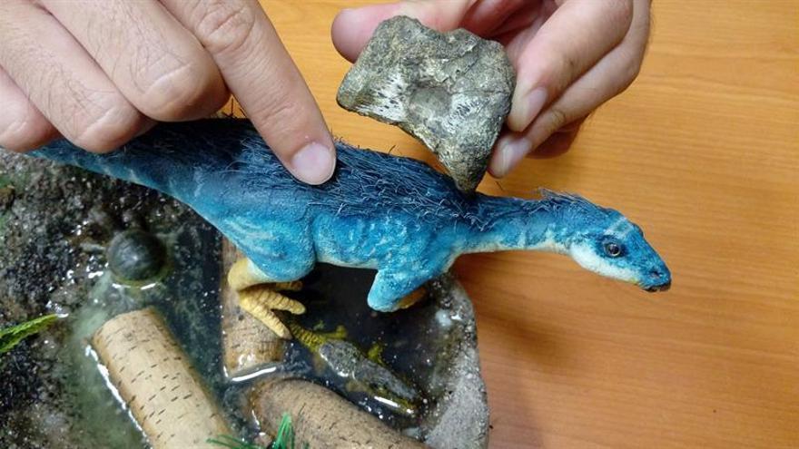 Descubren familia de dinosaurios que habitó México hace millones de años