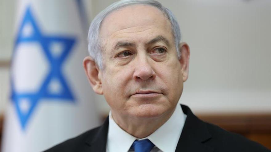 Netanyahu revalida su liderazgo en el Likud con más del 70 % de los votos