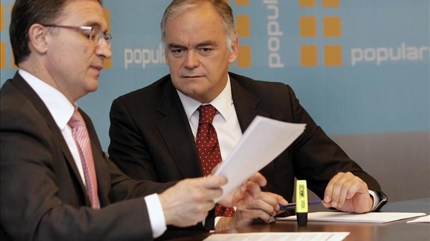 González Pons dice que algunos valores del 15M los han asumido los partidos