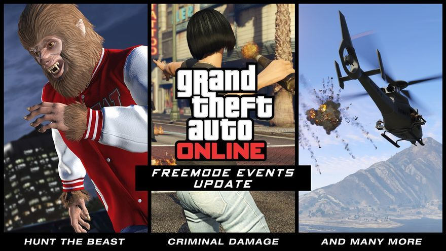 GTA Online Freemode Event 15 sept