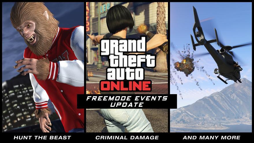 GTA Online Freemode Event 15 sept