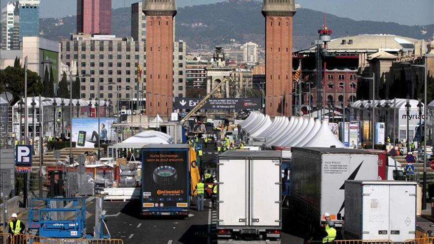 El Congreso Mundial de Móviles de Barcelona prevé batir todos sus récords