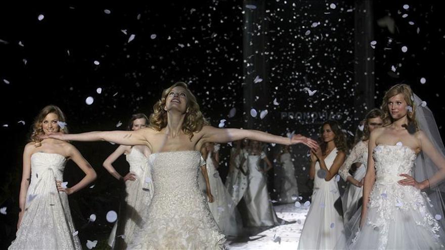 Fira de Barcelona organizará el salón de moda nupcial Barcelona Bridal Week