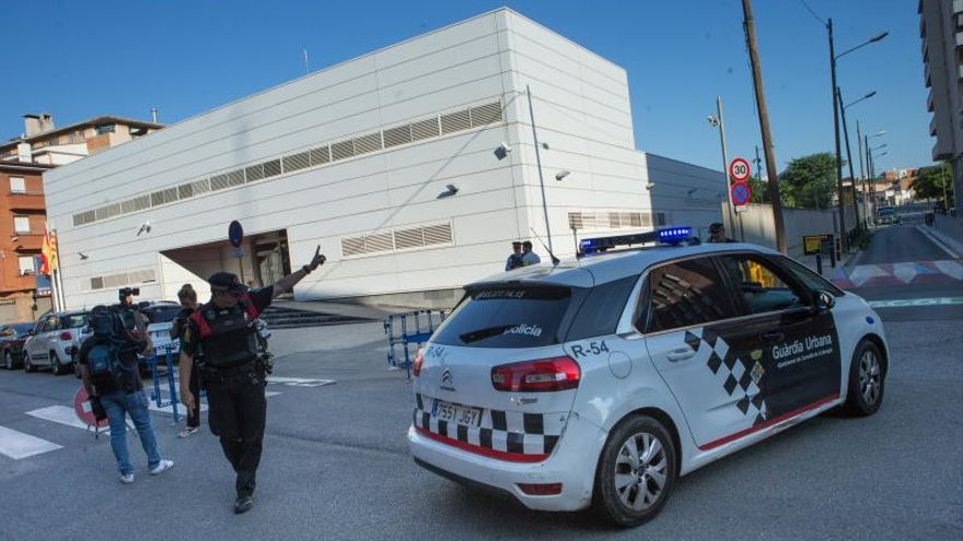 El sindicato mayoritario de los Mossos pide más seguridad en sus comisarías