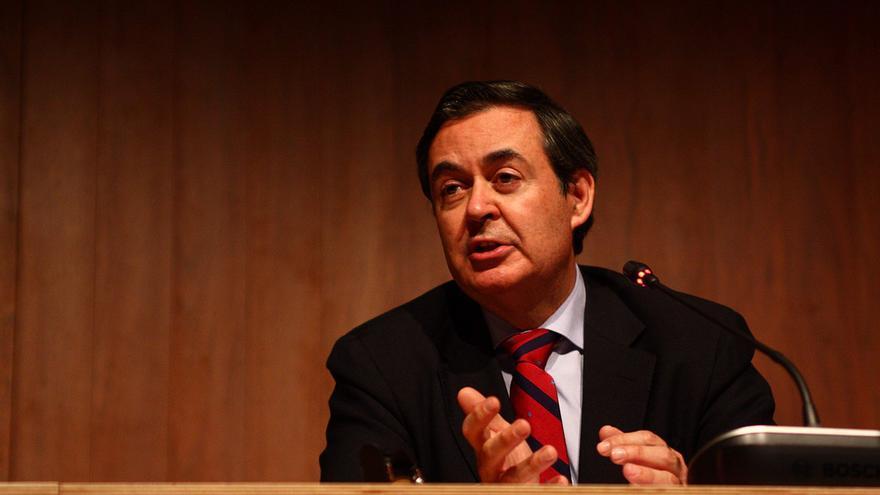 Juan Iranzo, en una conferencia en febrero de 2011. CC CAMON vía flickr