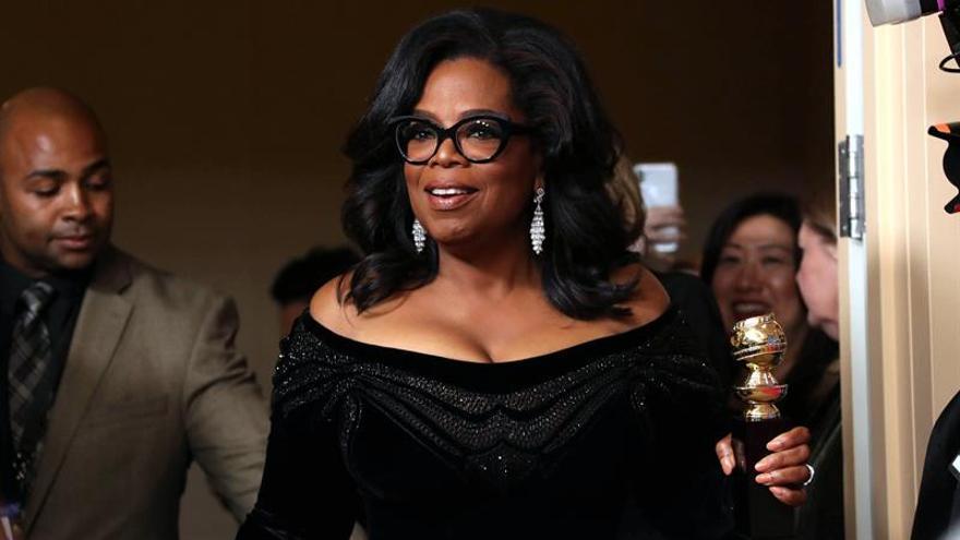 Oprah pone fin a las especulaciones y descarta presentarse a las elecciones de EE.UU.