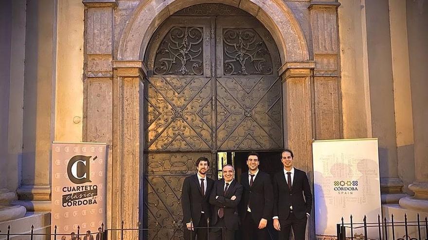 Cuarteto Clásico de Córdoba.