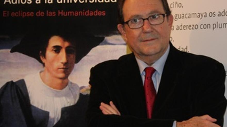 El Escritor Jordi Llovet