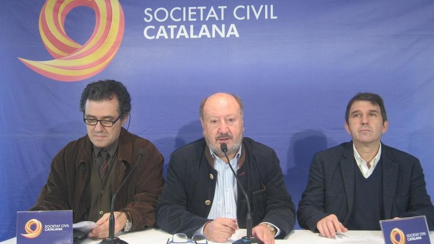 """SCC tacha de """"golpe de Estado"""" la ley de transitoriedad jurídica de JxSí y la CUP"""