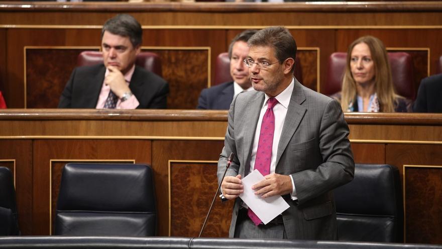 Unidos Podemos pide que Catalá comparezca en comisión en el Senado para explicar el fallo de LexNET