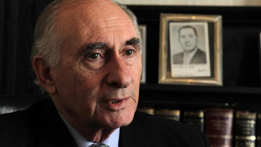 """El expresidente argentino De la Rúa, de nuevo ingresado en estado """"muy delicado"""""""