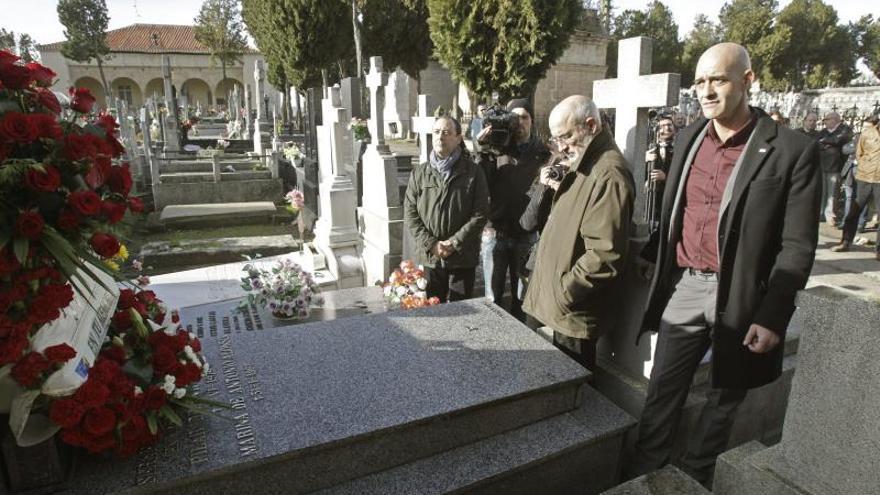CCOO reivindica la memoria de las personas comprometidas con la libertad