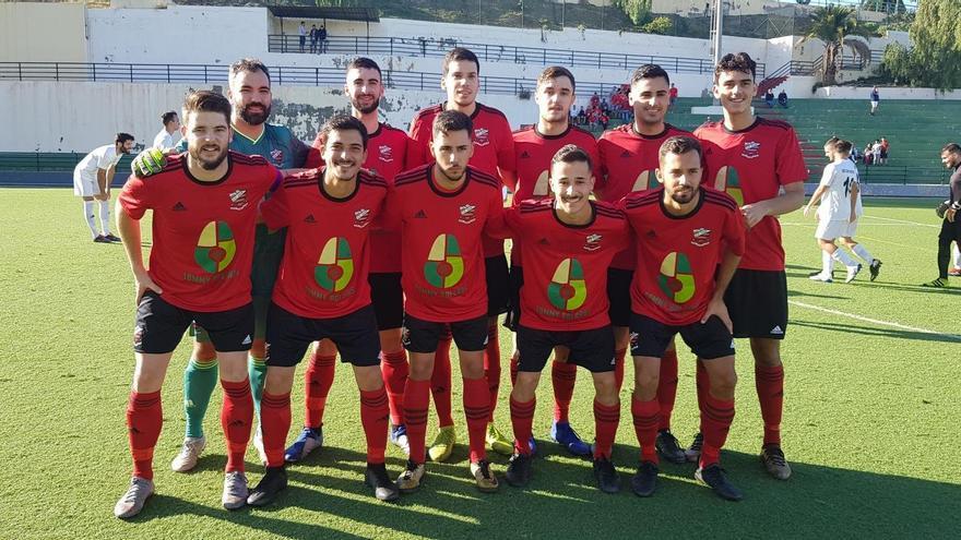 El equipo del Octavio Estévez no falla en su camino hacia el ascenso