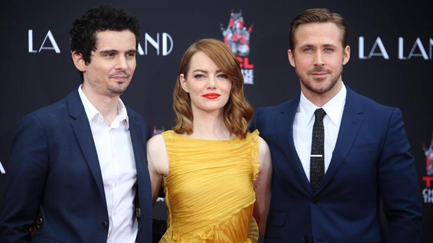 """""""La La Land"""" y """"Moonlight"""", nominadas en los premios del Sindicato de Directores"""