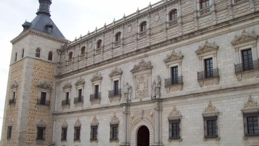 Instalaciones del Alcázar de Toledo. Foto municipal.