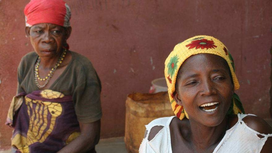 Mujeres activistas de la salud de Erati