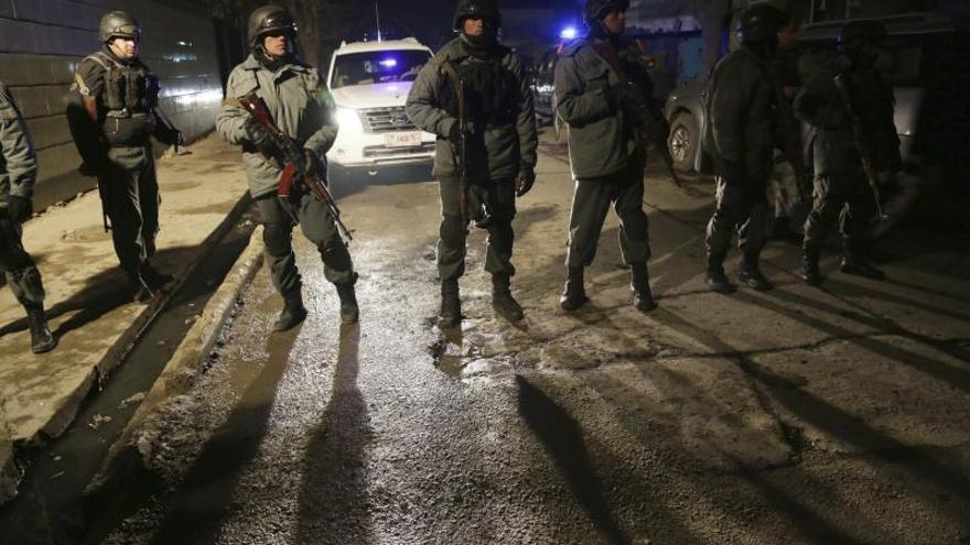 Cuatro muertos en atentado contra el Ejército afgano en Kabul
