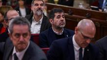 """Amnistía Internacional concluye que el juicio del procés fue justo pero reclama la libertad """"inmediata"""" de los 'Jordis'"""