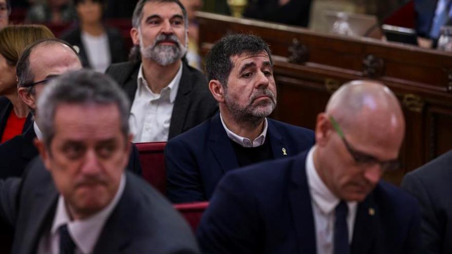 Los Jordis, condenados a nueve años de cárcel por sedición