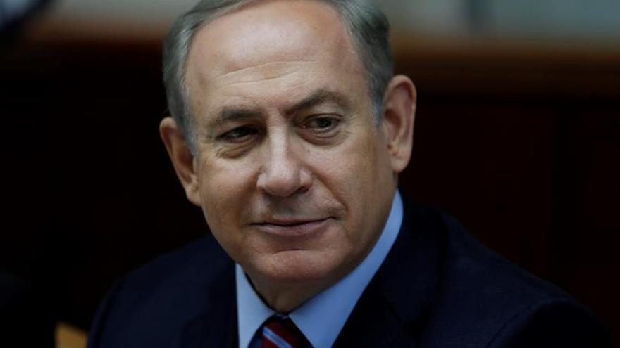 """Netanyahu """"rechaza"""" la """"vergonzosa"""" resolución de condena de la ONU"""