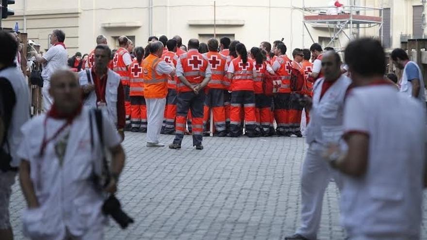 Un total de 350 voluntarios de Cruz Roja realizarán servicios preventivos en más de cien actos