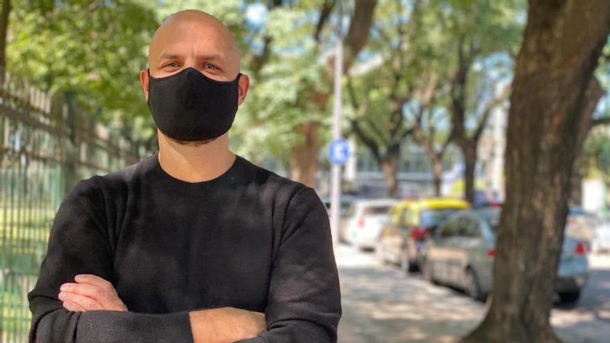 """Juan José Méndez, Secretario de Transporte y Obras Públicas: """"Creemos que en esta vuelta a clases va a haber menos presión sobre el transporte público""""."""