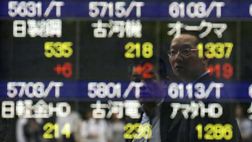 El Nikkei sube un 0,59 por ciento hasta los 20.593,88 puntos