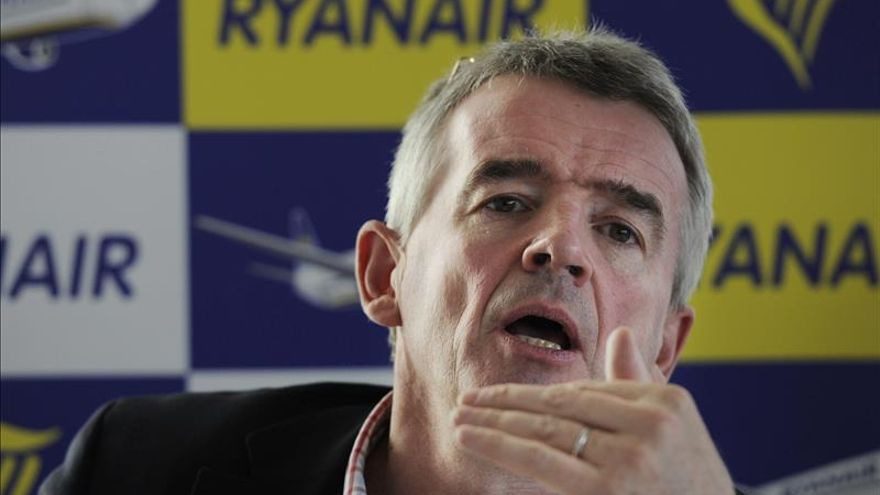 Ryanair aumenta un 32 % sus beneficios en el primer semestre