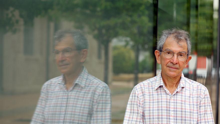Mikel Munárriz, presidente de la Asociación Española de Neuropsiquiatría. / Jesús Císcar